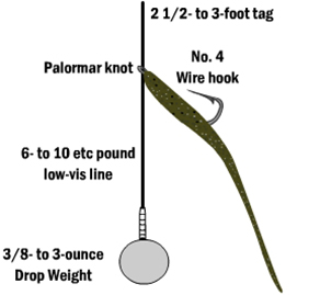 Drop Shot Rig Fishing Tips and Tricks | How To Tie & Fish A