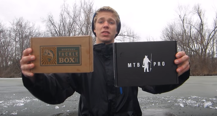 coldest mtb unboxing
