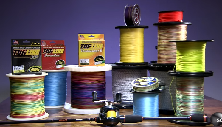 how fishing line is made