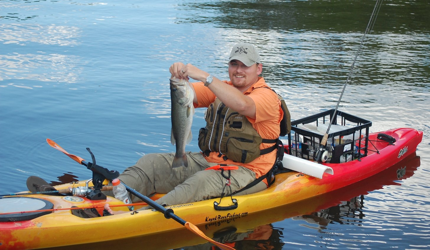 Kayak fishing 7 tips to become a better kayak angler for How to become a fishing guide