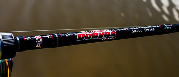 dobyns fishing rod