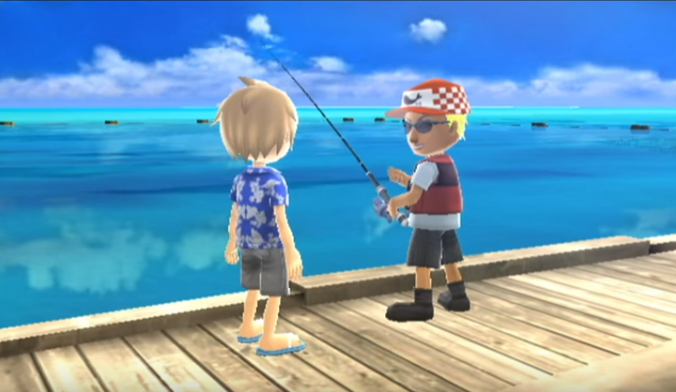 The 9 Best Fishing Games Of All Time