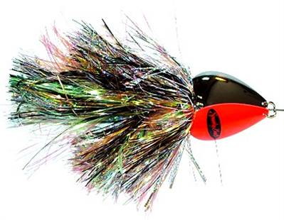 musky fishing bucktail