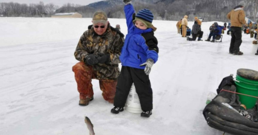 ice fishing header