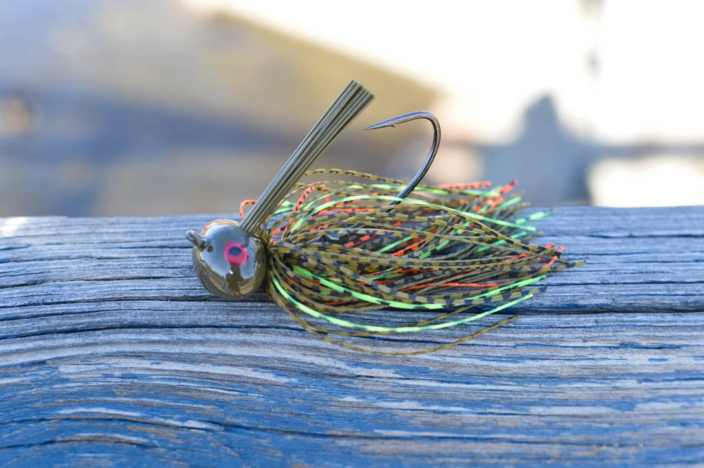 How to Fish A Football Jig