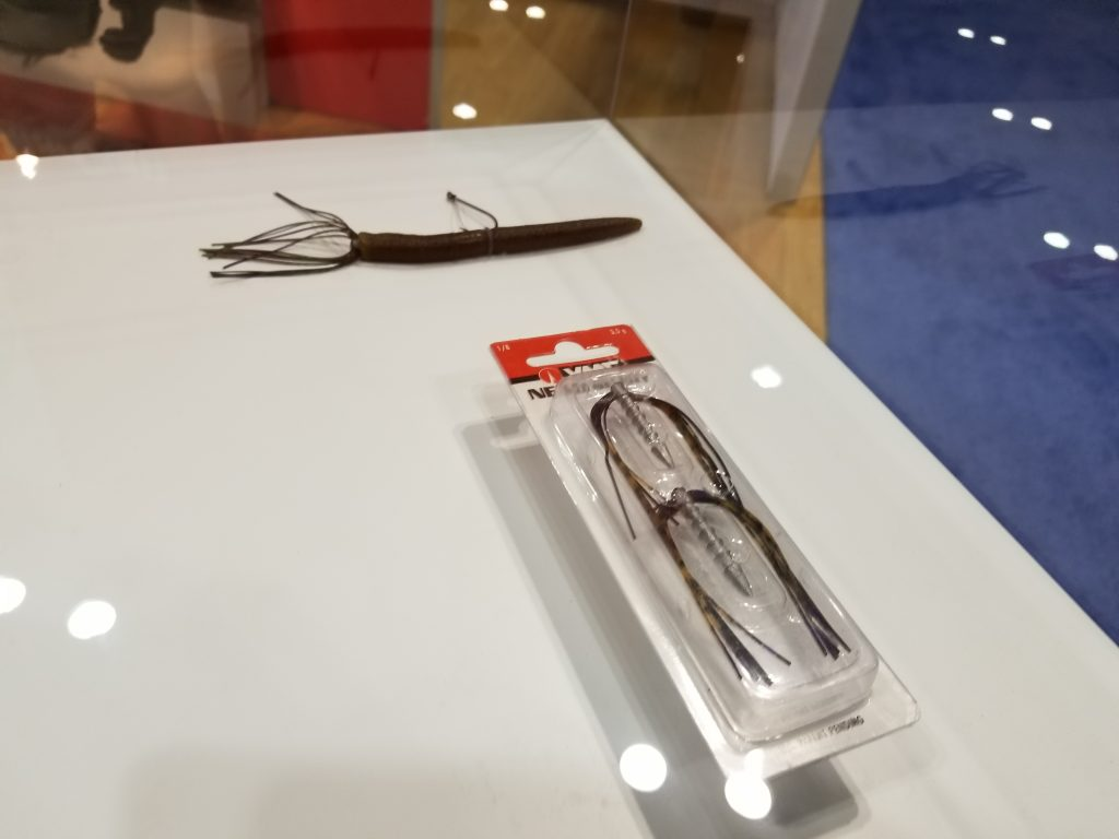 ICast 2018: Skirted VMC Necko Rig