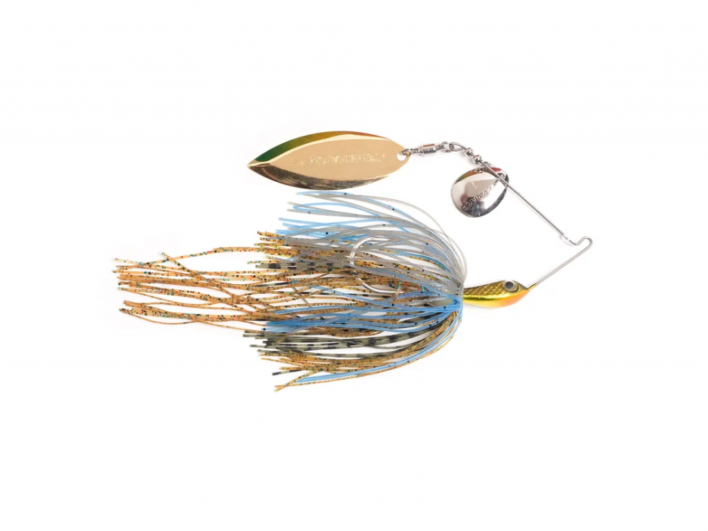 winter bass lures