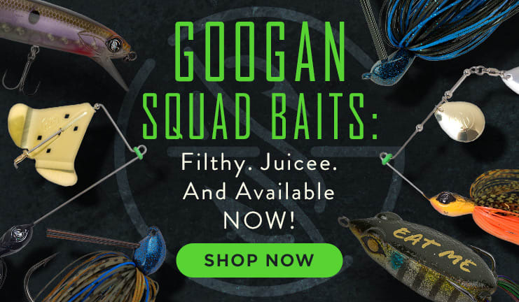 Googan Squad Filthy Frog