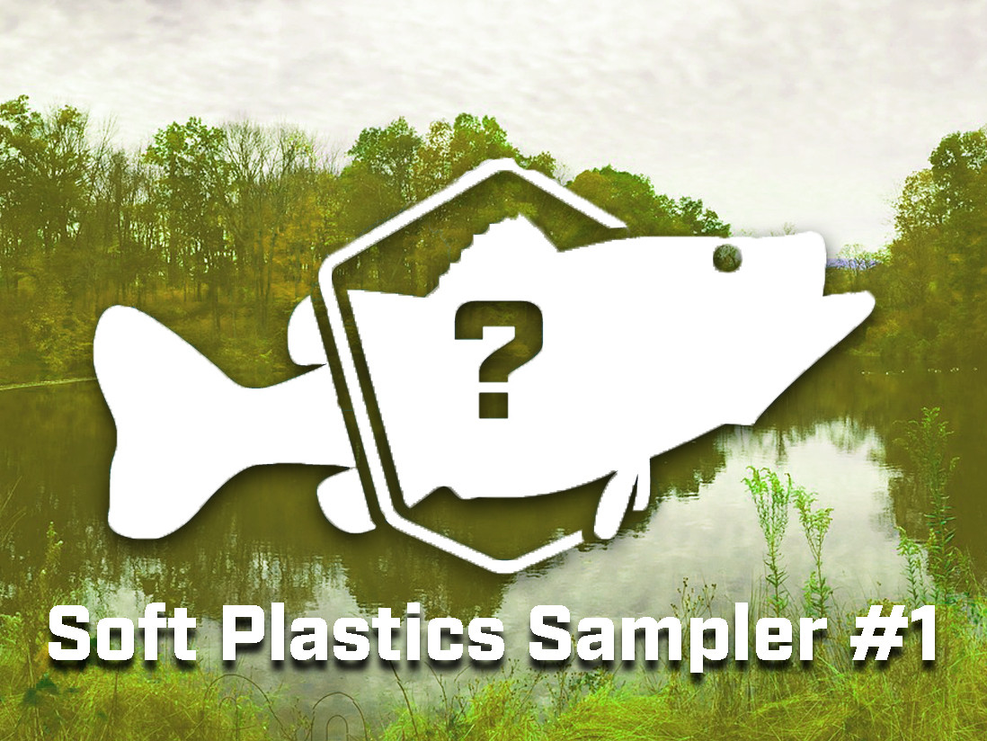 Soft Plastics Sampler #1