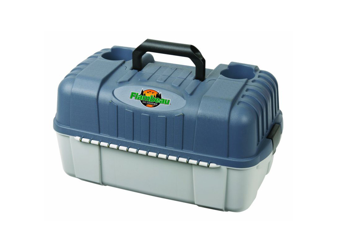 Flambeau Hip Roof 7-Tray Tackle Box