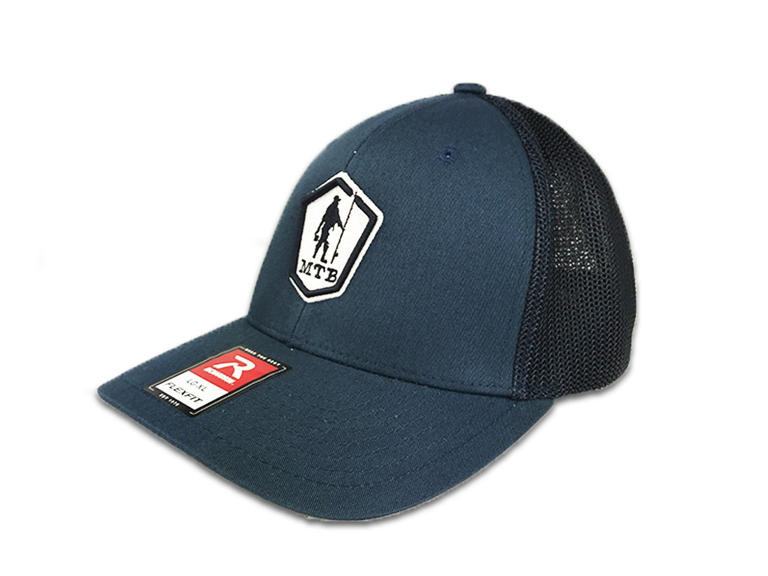 Fitted MTB Crest Logo Hat