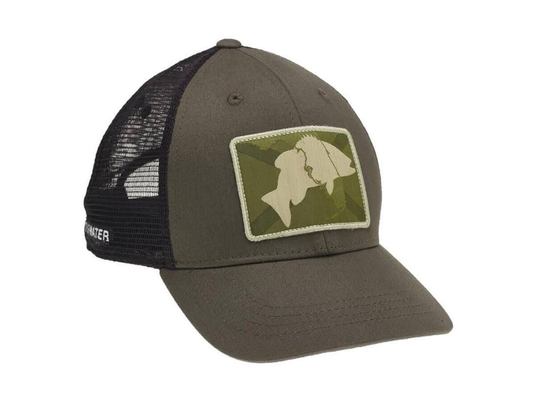 Florida Bass Mesh Snapback Hat
