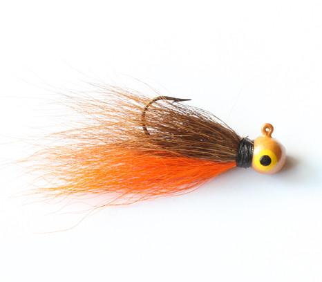 Best Walleye Hair Jig Simple