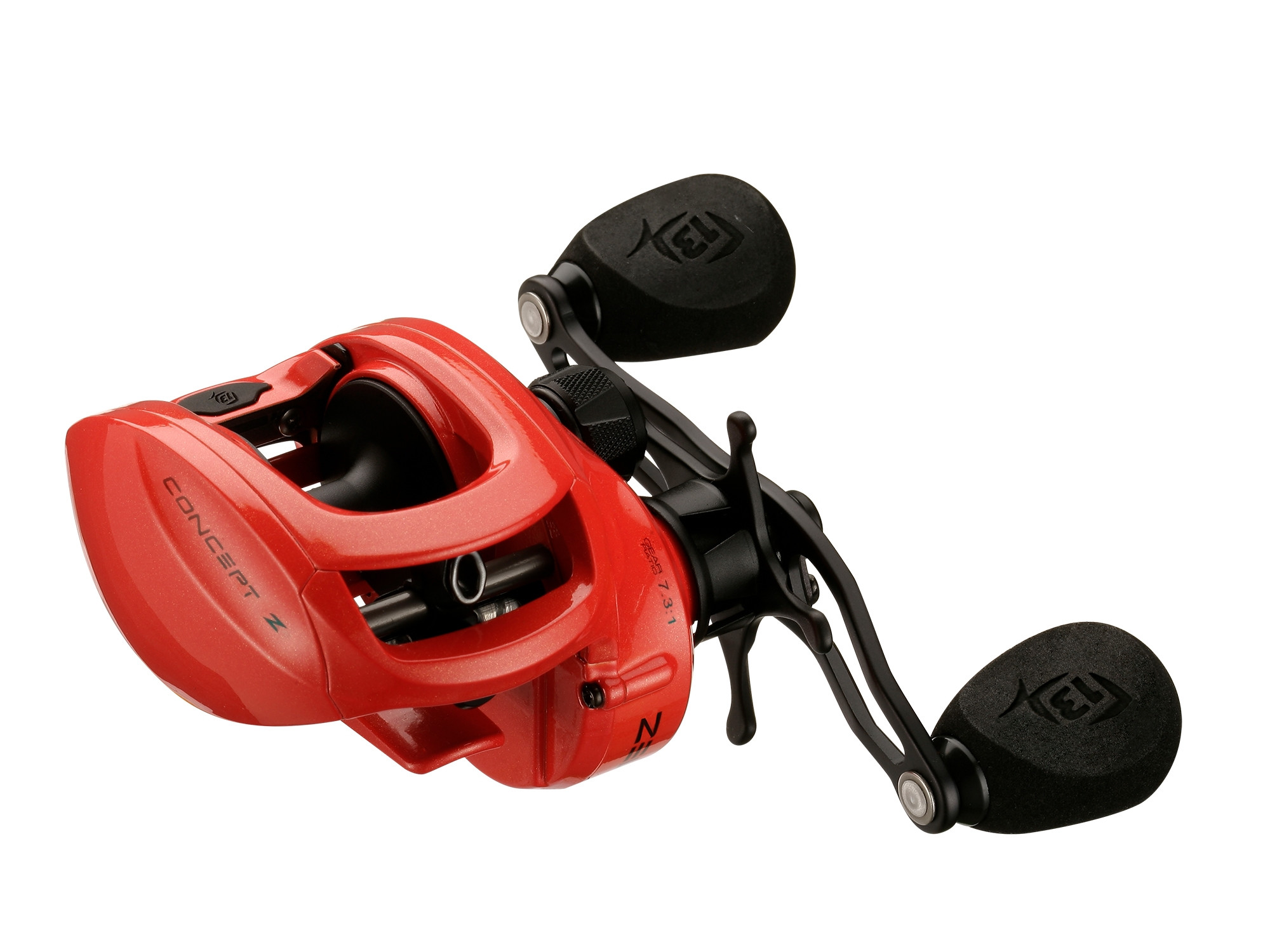 13 Fishing Concept Z Casting Reel Mystery Tackle Box