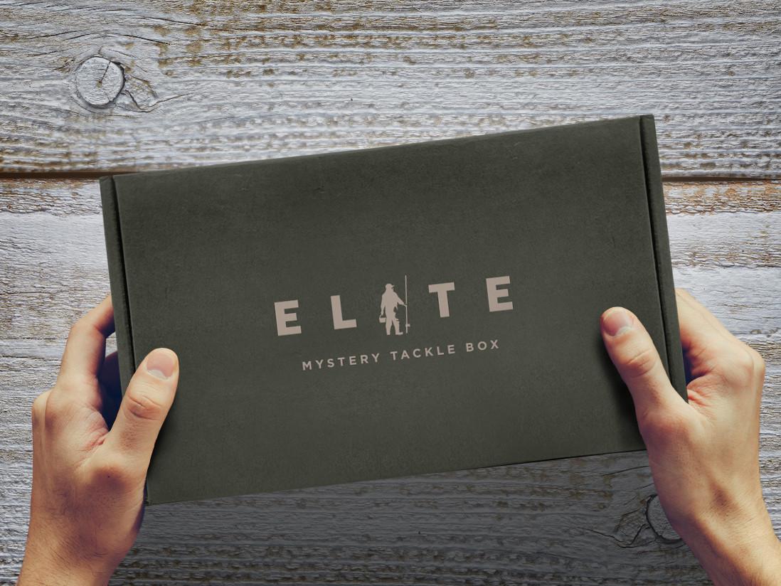 Single Mystery Tackle Box Elite