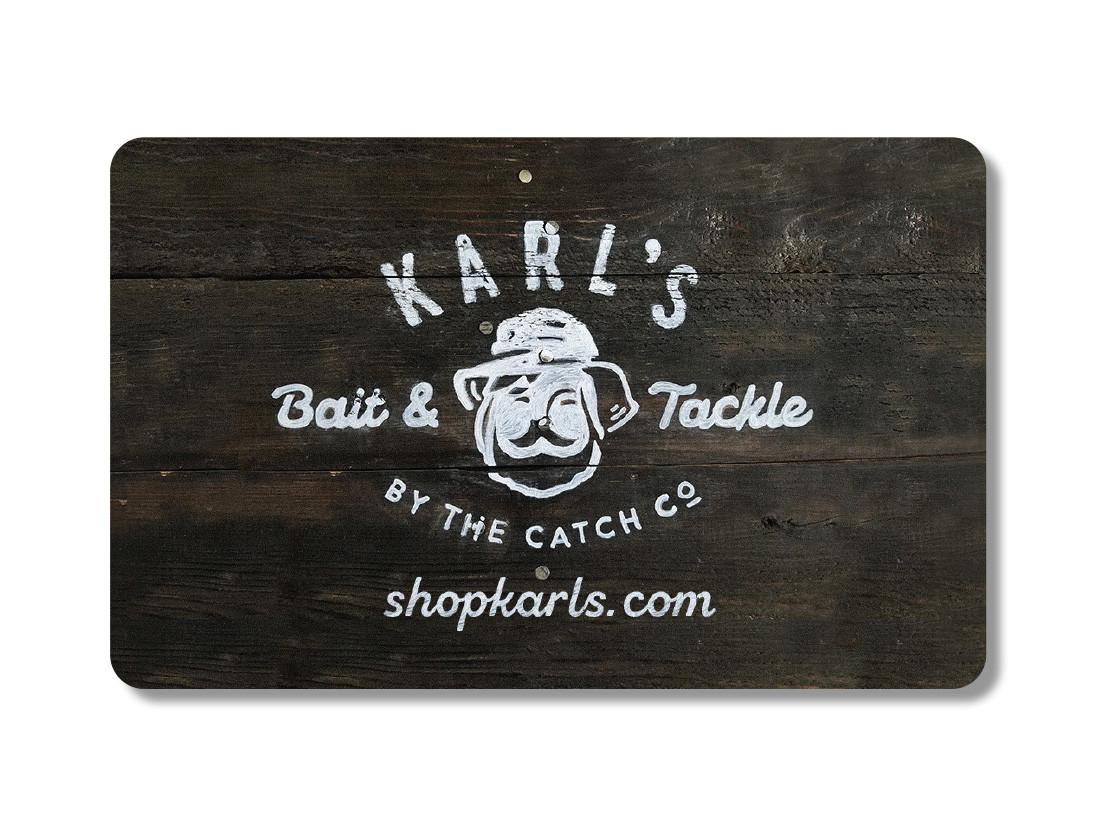 Karl's Bait & Tackle Gift Card