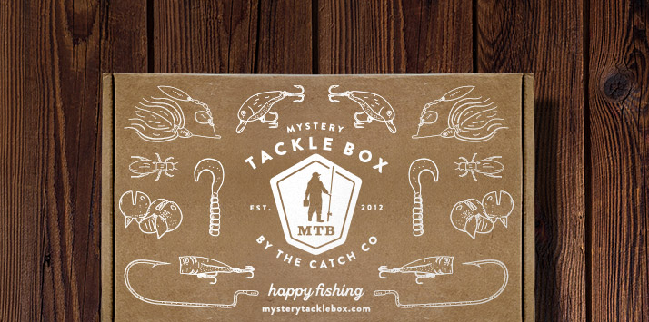 Mystery Tackle Box