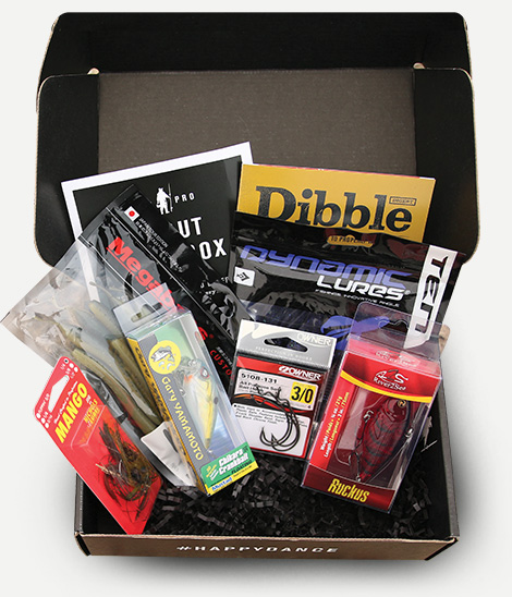 Mystery Tackle Box Pro Subscription Karl S Mystery